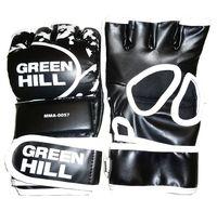 Перчатки MMA-0057 (M; чёрные)