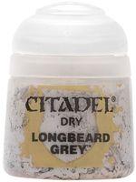 "Краска акриловая ""Citadel Dry"" (longbeard grey; 12 мл)"
