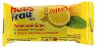 """Сменный блок для унитаза """"Haus Frau. Лимон"""" (30 г)"""