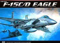 Самолет F-15C/D Eagle (масштаб: 1/48)