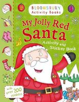 My Jolly Red Santa. Activity and Sticker Book