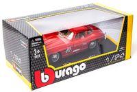 """Модель машины """"Bburago. Mercedes-Benz 300 SL"""" (масштаб: 1/24)"""