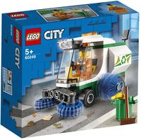 "LEGO City ""Машина для очистки улиц"""