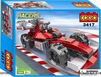 """Конструктор """"Racers"""" (165 деталей)"""