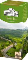 """Чай зеленый """"Ahmad Tea. Классический"""" (25 пакетиков)"""