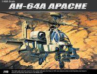 Вертолет AH-64A (масштаб: 1/48)