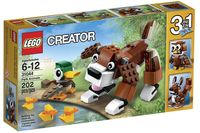 """LEGO Creator """"Животные в парке"""""""