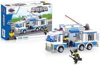 """Конструктор """"Полицейский грузовик"""" (250 деталей)"""