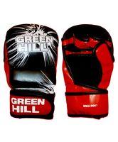 Перчатки MMA-0067 (XL; чёрно-красные)