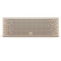 Колонка портативная Xiaomi Mi Square Metal Box Bluetooth Speaker (золотистая)