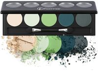 "Палетка теней для век ""Color Palette Eye Shadow"" тон: 009, transforming green"