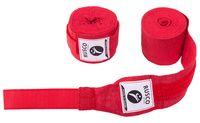 Бинт боксёрский (2,5 м; красный)