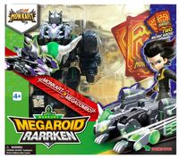 "Робот-трансформер ""Monkart. Megaroid Rarrken"""