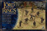 "Набор миниатюр ""LotR/The Hobbit. Uruk-Hai Warriors"" (10-07)"
