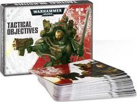 """Набор """"Warhammer 40.000: Tactical Objectives"""" (40-20-60)"""