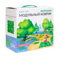 """Развивающий коврик """"Мох"""" (6 модулей; мягкий)"""