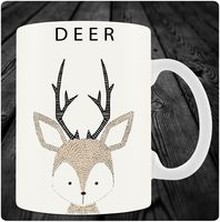 "Кружка ""Deer"" (art.5)"