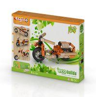 """Конструктор """"Eco Builds. Мотоциклы"""" (92 детали)"""