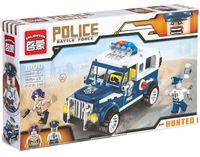 """Конструктор """"Police. Полицейский фургон"""" (149 деталей)"""