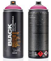 """Краска аэрозольная """"Black. Punk Pink"""" (розовая; 400 мл)"""