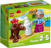 "LEGO Duplo ""Теленок"""
