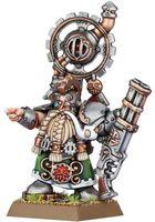 "Миниатюра ""Warhammer FB. Dwarf Grimm Burloksson"" (84-16)"