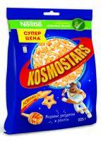 """Звездочки кукурузные """"Nestle. Kosmostars"""" (225 г; мед)"""