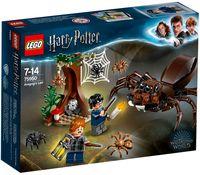 """LEGO Harry Potter """"Логово Арагога"""""""
