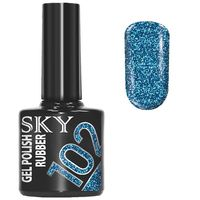 """Гель-лак для ногтей """"Sky"""" тон: 102"""