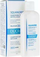 """Шампунь для волос """"Ducray Squanorm. От жирной перхоти"""" (200 мл)"""