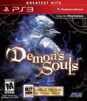 Demon`s Souls (PS3)