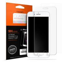 """Защитное стекло Spigen для iPhone 8/7 """"Glas.tR SLIM"""" (1шт) (042GL20607)"""