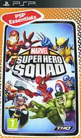 Marvel: Super Hero Squad (PSP)