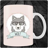 """Кружка """"Wolf"""" (art.17)"""
