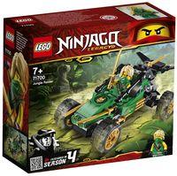 """LEGO Ninjago """"Тропический внедорожник"""""""