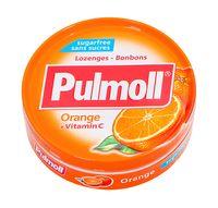 """Леденцы """"Pulmoll. Апельсин"""" (45 г)"""
