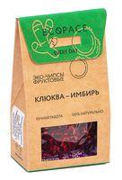 """Чипсы овощные """"Ecospase. Клюква-имбирь"""" (40 г)"""