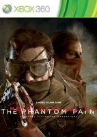 Metal Gear Solid V: The Phantom Pain. Премьерное издание (Xbox 360)