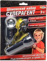 """Игровой набор """"Подслушивающее устройство и фонарик"""" (арт. B866124-R)"""