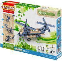 """Конструктор """"Eco Builds. Вертолеты"""" (119 деталей)"""