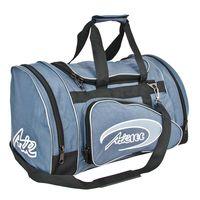 Спортивная сумка П03 (серая)