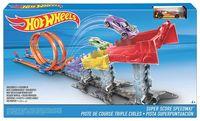 """Игровой набор """"Hot Wheels. Суперскоростная трасса"""" (арт. DJC05)"""