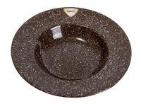 Тарелка керамическая (238 мм; гранит)