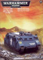 Warhammer 40.000. Space Marines. Rhino (48-12)