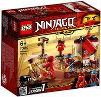 """LEGO Ninjago """"Обучение в монастыре"""""""