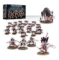 """Набор миниатюр """"Warhammer 40.000. Tyranid Wrath of the Hive Mind"""" (51-99)"""