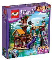 "LEGO Friends ""Спортивный лагерь: дом на дереве"""