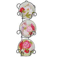 Набор декоративных тарелок (11,5х3х33,5 см; арт. 36259)