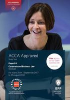 ACCA F4 Corporate and Business Law (Global). Study Text