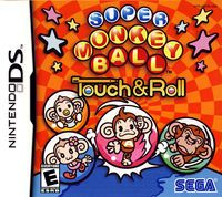 Super Monkey Ball Touch and Roll [DS]